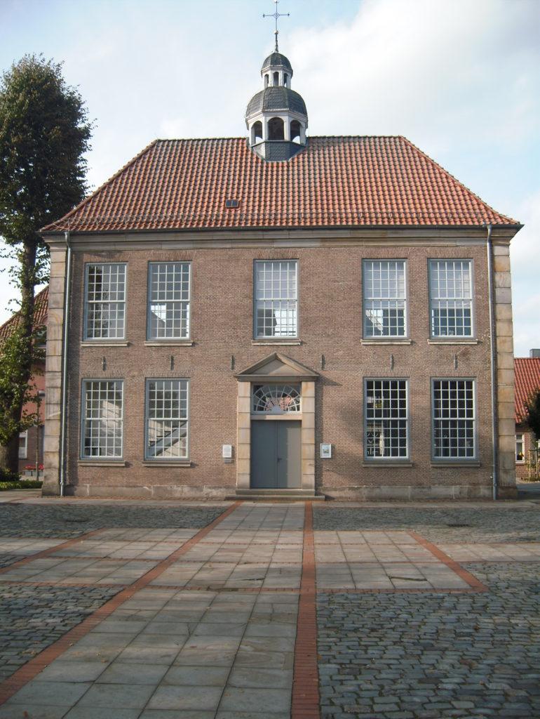 Altes Rathaus in Neuenhaus